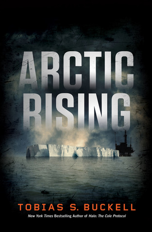The war that comes after global warming will blow your mind in new novel Arctic Rising