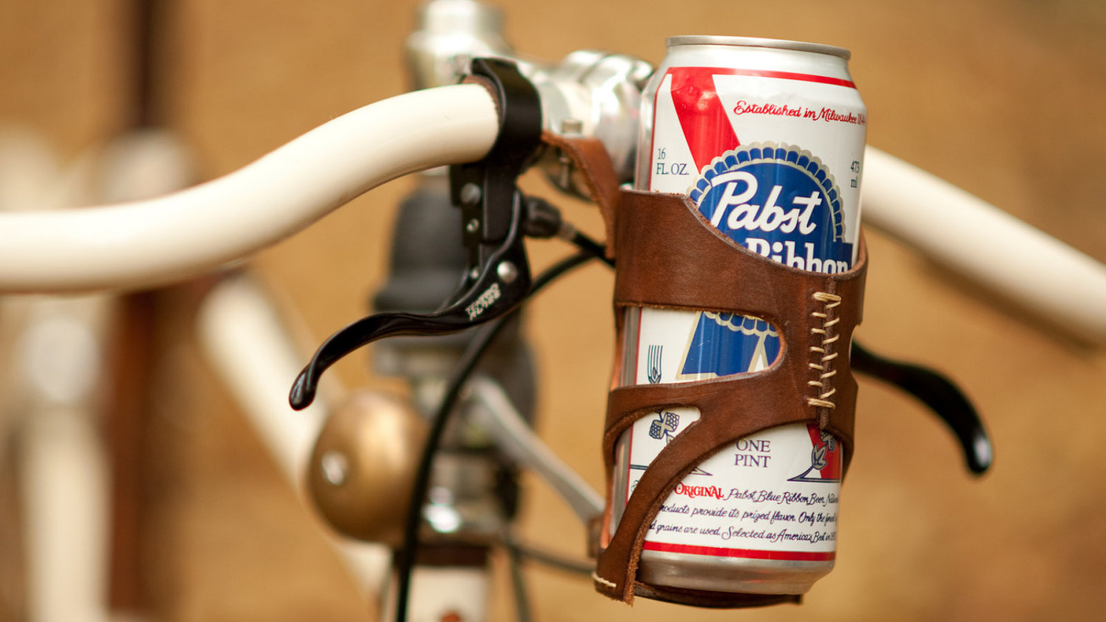 Click here to read Handle Bar-Mounted Tallboys Are the Best Thing Since Fixed Gears