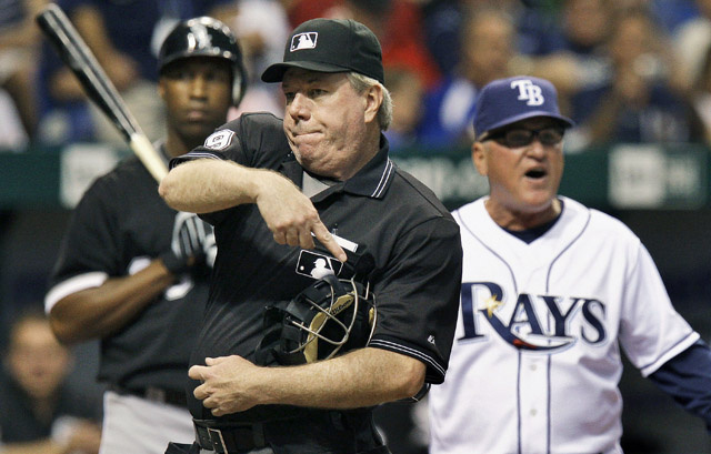 Better Know An Umpire: Brian Gorman