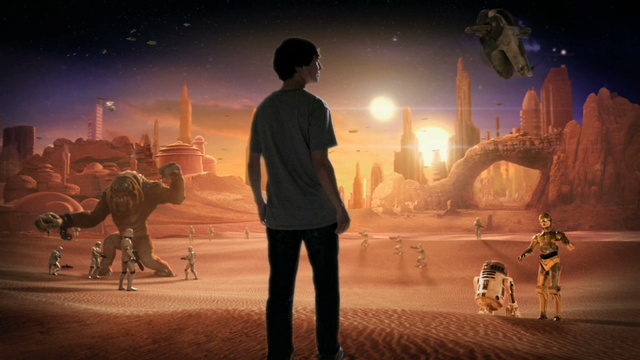 Kinect Star Wars: The Kotaku Review