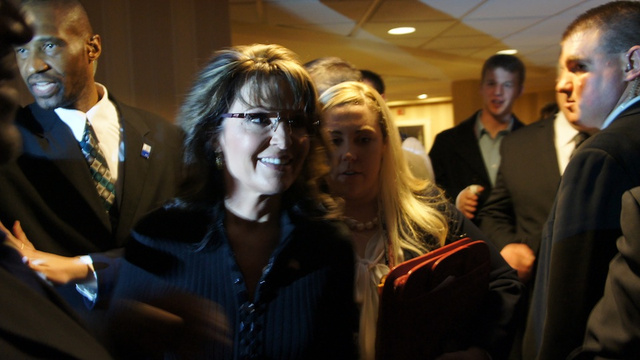I Asked Sarah Palin the Dumbest Question Ever: How to Become Another 'Obedient Little Troll' at CPAC
