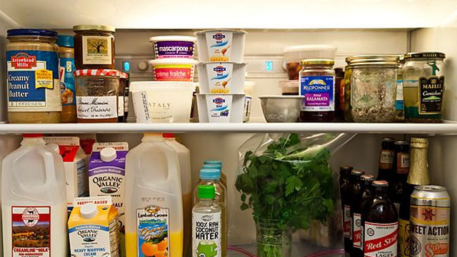 Store Dairy on The Top Shelf of The Fridge (and Other Tricks) for Food Freshness