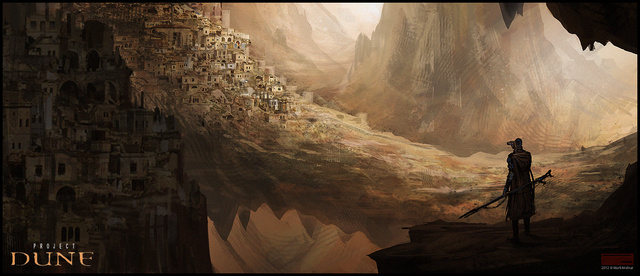 Amazing Dune concept art will make you see Arrakis anew