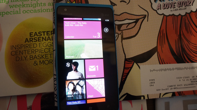 Nokia Lumia 900 Review: This Might Save Windows Phone