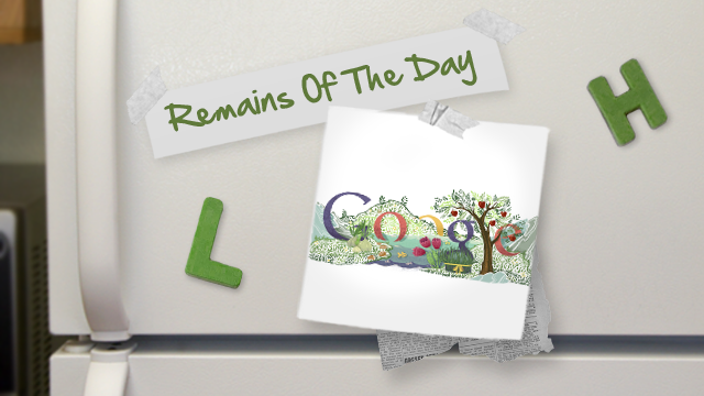 Remains of the Day: Organizing Your Google Docs Gets Easier