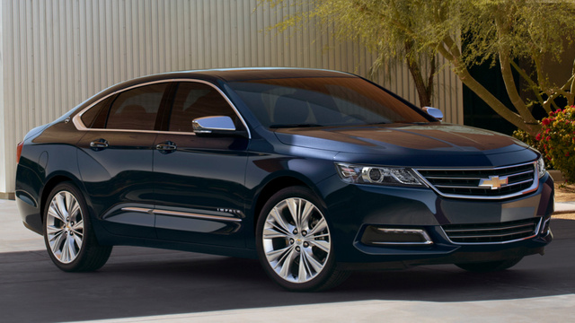 2014 Chevy Impala: Jackalope No More!