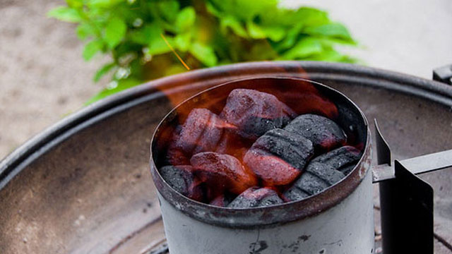 Get The Blazing Heat You Need for Wok Cooking with a Chimney Starter