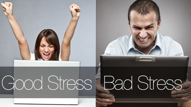 When stress makes you healthier