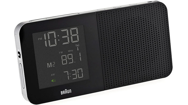 Waking Up To Braun's Beautiful New Alarm Clock Would Make Mornings Tolerable