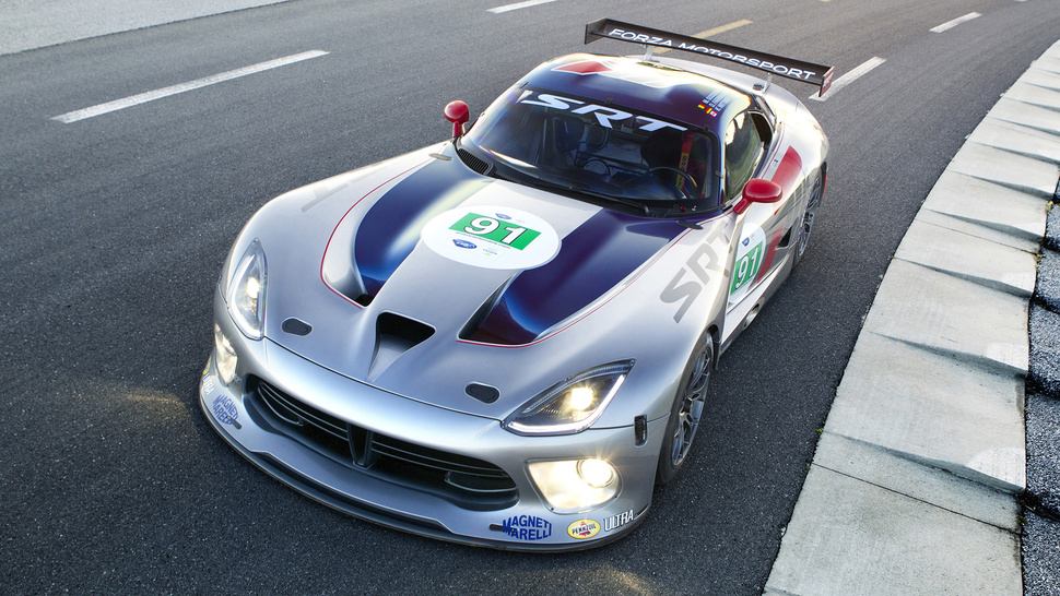 SRT Viper GTS-R Returns To Racing