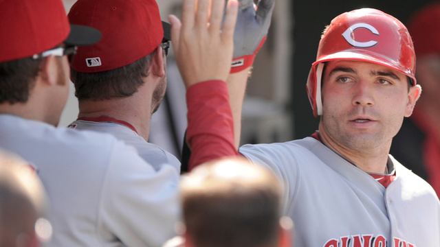 Joey Votto's New Contract Is Like A Mortgage-Backed Security
