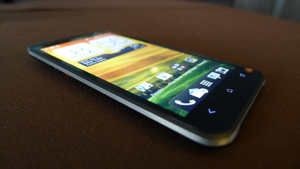 HTC Evo 4G LTE Hands On: One Serious Piece of Slick
