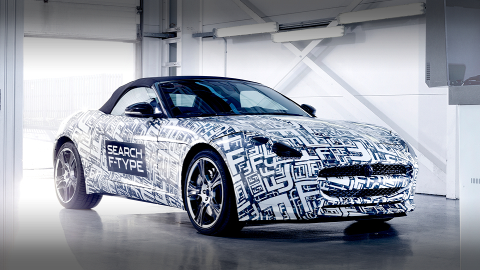 Click here to read Jaguar F-Type Is The New E-Type