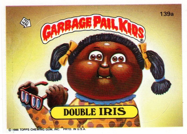 Most Disgusting Garbage Pail Kids