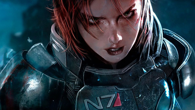 Commander Shepard Hasn't Recorded Any New Mass Effect 3 Dialogue. Yet.