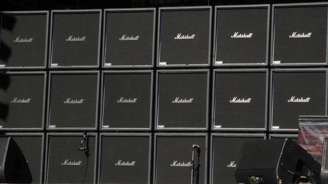 After 50 Years, Marshall Amps Will Now Rock On Without Their Leader