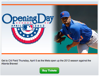 Mets Fans Should Be Proud Of Not Selling Out Opening Day
