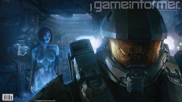 Here's Your First Look At Cortana in Halo 4