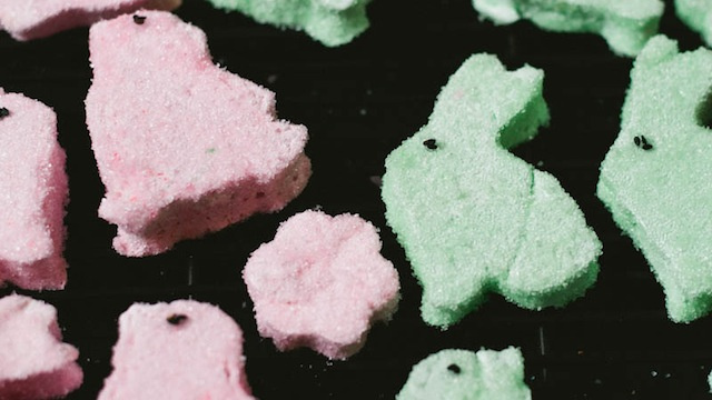 Make Your Own Peeps for Delicious, All-Natural Marshmallow Fun
