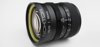 Noktor ƒ0.95 HyperPrime Lens Gives Your Micro Four Thirds Camera Night Vision