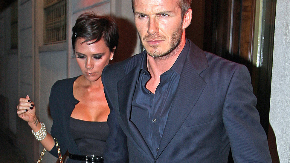 How Victoria Beckham Copes With Her Husband's Weird Voice: Look at Him Naked, Then Swoon
