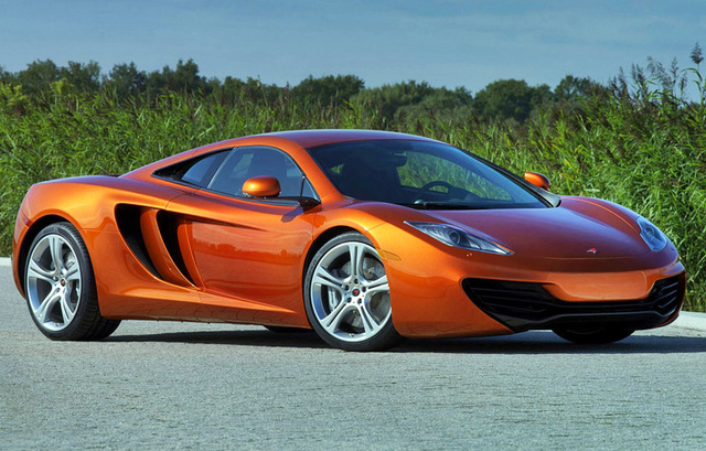 McLaren MP4-12C: In Detail