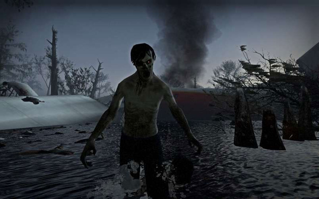 "Left 4 Dead 2 ""Swamp Fever"" Hands-On Impressions"