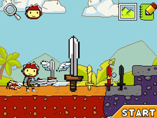 Why The Scribblenauts People Are Making A Shooter