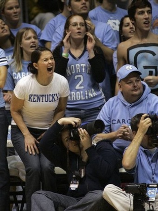 So Here's A Story About How Ashley Judd Almost Got Kentucky In Trouble With The NCAA