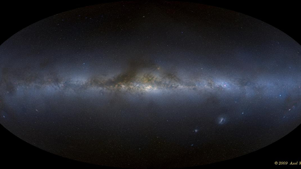 The Ultimate Space Porn: A 648 Megapixel Image Of Our Galaxy