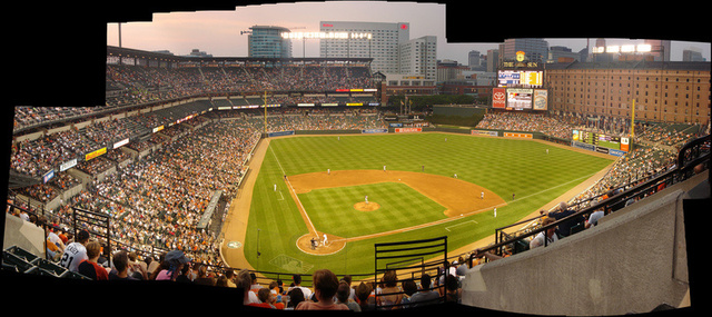 Why Your Stadium Sucks: Oriole Park At Camden Yards