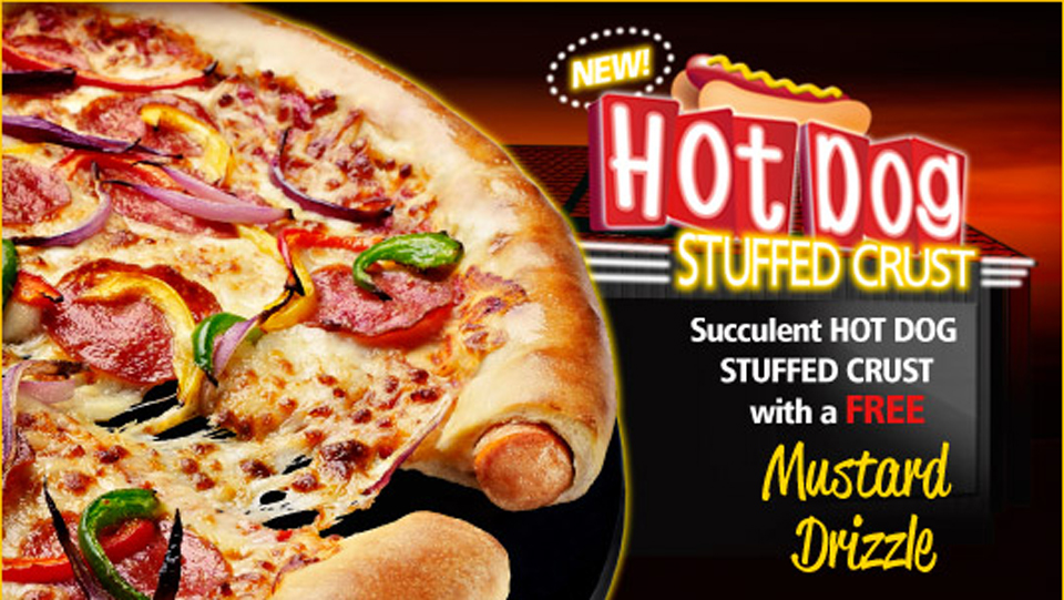 Click here to read How To Make Your Own Damn Hot Dog Stuffed Crust Pizza Right Now