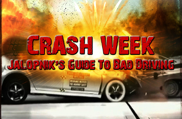 Jalopnik Crash Week Begins: 1959 Chevy Vs. 2009 Chevy