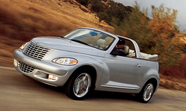 PT Cruiser, A Eulogy: It's About Damn Time