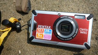 Pentax W80 Camera Review: Waterproof and Now Slightly Ruggedized