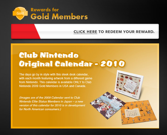 Check Out These Club Nintendo Member Platinum And Gold Member Rewards