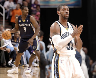 Tony Allen Whupped O.J. Mayo Over A Gambling Debt