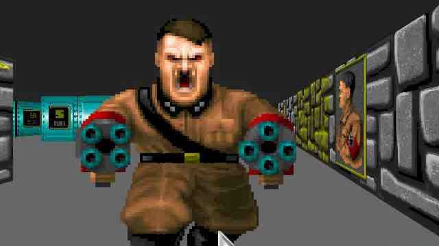 Hitler Recaps the Week in Video Gaming