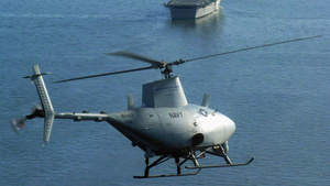 The Navy's LIDAR-Equipped UAV Helo Hunts Pirates, Not Speeders