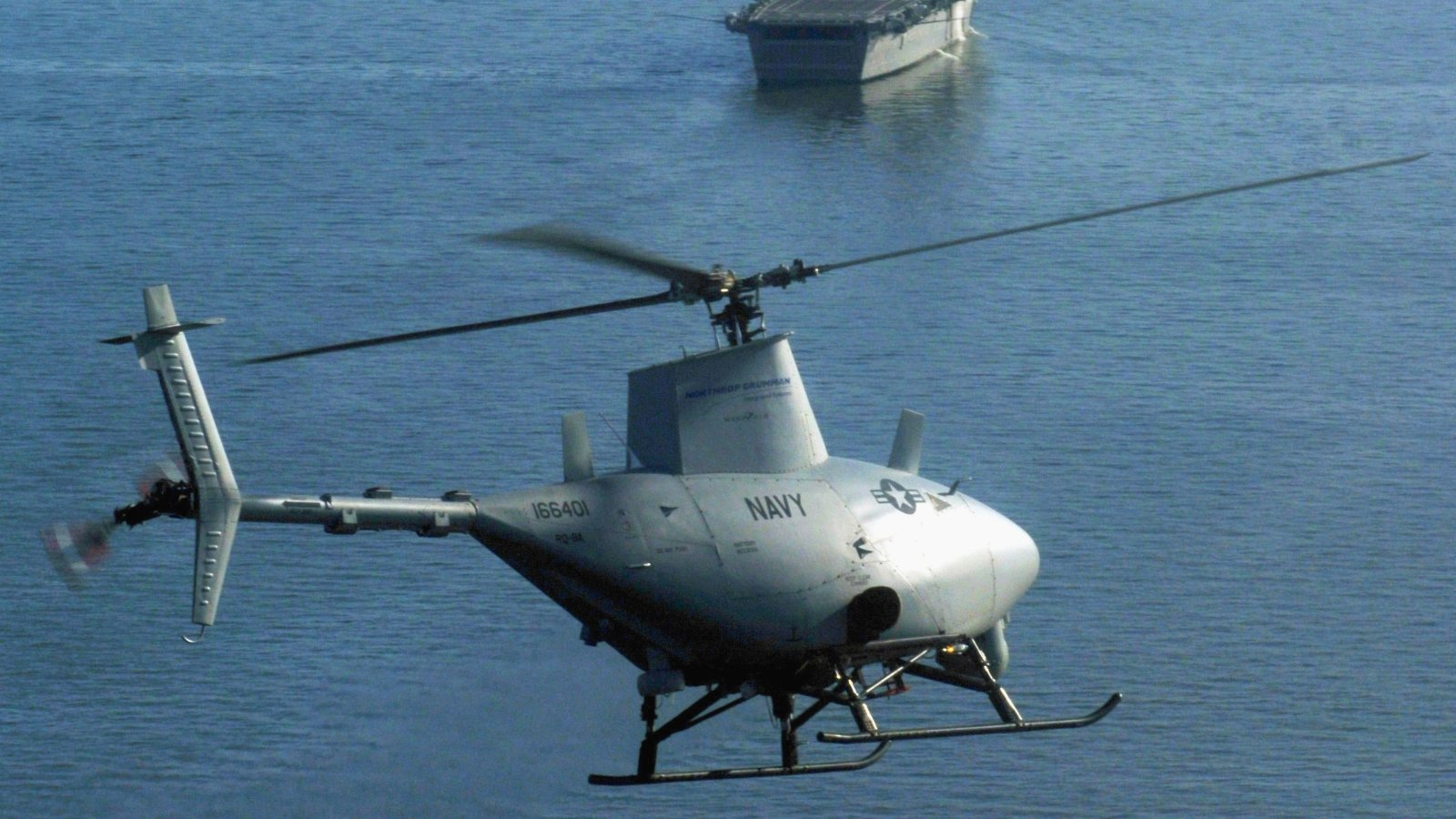 Click here to read The Navy's LIDAR-Equipped UAV Helo Hunts Pirates, Not Speeders