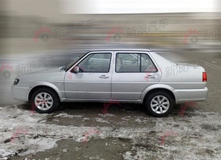 Chinese VW Jetta Facelift Comically Bad