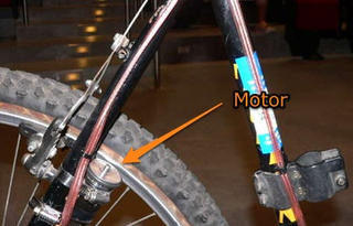 DIY Bicycle-Powered USB Device Charger