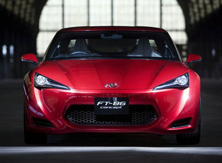 Toyota FT-86: Rumors Of My Redesign Have Been Greatly Exaggerated