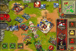 Command & Conquer on the iPhone Looks, At Least, Decent From the Screenshots