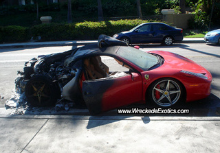 Ferrari 458 Italia Officially Recalled