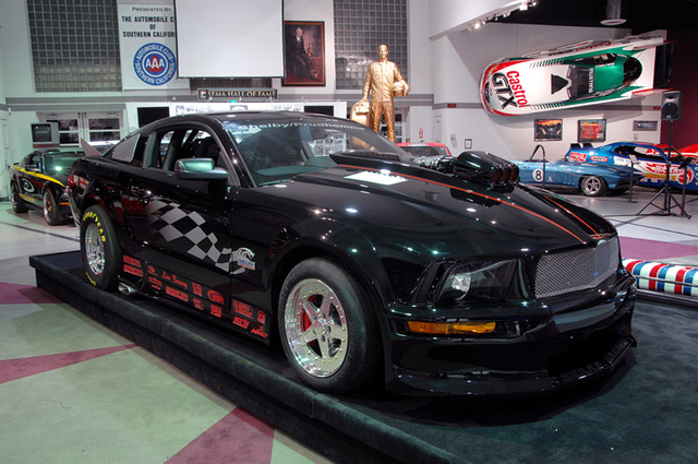 Shelby GT500 Super Snake Prudhomme Edition: 750 HP To Close Out Old Model