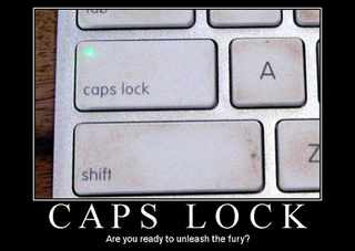 Celebrate International Caps Lock Day by Remapping the Key