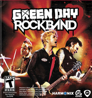 Green Day: Rock Band's Full Track List