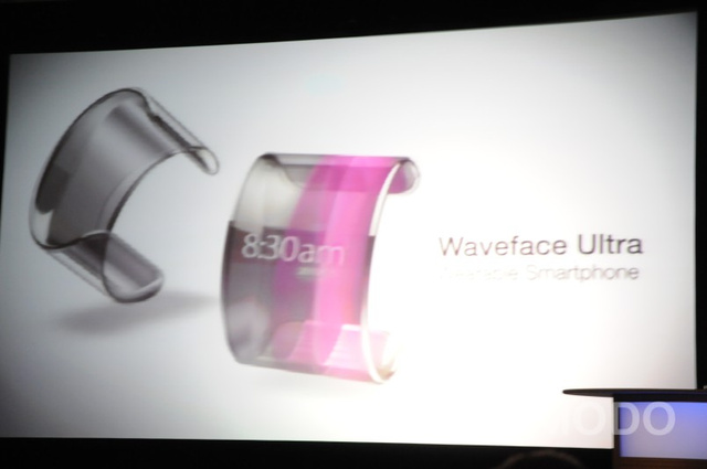 "Asus Has Seen the Future, and It Is Called ""Waveface"""