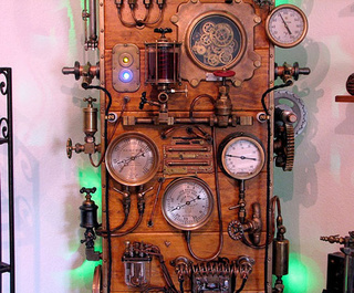'Steampunk Frankenstein' PC Is Awesome Enough To Excuse Being Steampunk In The First Place